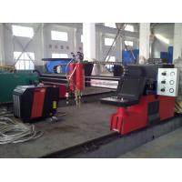 Wholesale Automated CNC Flame Plasma Cutting Machine Carbon Steel For industrial from china suppliers