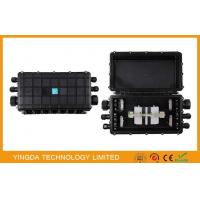 Wholesale Bunchy Fiber Optic Splitter Box , 3 In 3 Out In  -Line 1*32 Splitter Closures from china suppliers