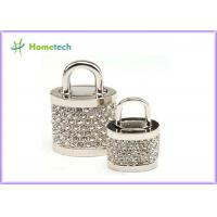Wholesale 16GB Crystal Heart USB Flash Drive from china suppliers
