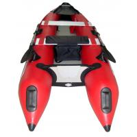 Wholesale Summer Comfortable Inflatable Sea Kayak , 0.9mm PVC Inflatable Fishing Boats from china suppliers