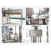 Wholesale High Speed Auto Spout Pouch Filling Machine For Semi Liquid / Chemical from china suppliers