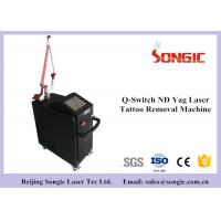 Wholesale Professional Q Switched ND YAG Laser Pigment Removal Machine 1064nm & 532nm from china suppliers