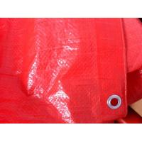 Wholesale high quality orange waterproof pe tarpaulin sheet used for covering,woven plastic tarpaulin from china suppliers