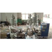 Wholesale PP-R Cold Hot water supply plastic tube making machine from china suppliers
