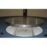 Wholesale 2 - 5 tons 1200x1200MM Rotating Stage Lift 1200x1200 MM Table Size from china suppliers