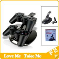Wholesale high quality with blue light charger station for ps3 for sony playstation 3 from china suppliers