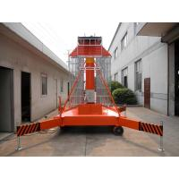 Wholesale Mobile Type Hydraulic Work Platform Easy Operation With 6m - 15m Lifting Heights from china suppliers