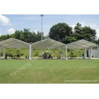 Wholesale Outside High Performance Golf Sport White Fabric Aluminum Framed Event Tents from china suppliers
