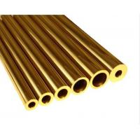 Wholesale ISO9000 Seamless Copper Tube JIS H3300 grade CN102 / CN107 / CN108 from china suppliers