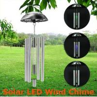 Wholesale Multicolour Solar Wind Chimes light for garden tree from china suppliers