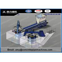 Wholesale Steel Reinforced Concrete Manhole Machine High Product Precision from china suppliers