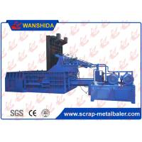Wholesale Recycling 250Ton Scrap Metal Baler , Metal Hydraulic Baler Press Machine from china suppliers