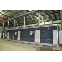 Wholesale Combination Prefabricated Light Steel Prefab House / Durable Modular House from china suppliers