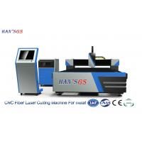 Wholesale FOB / CIF / C&F / EXW PRICE Fiber Laser Cutter For Metal , Laser Steel Cutting Machine from china suppliers