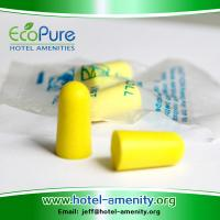 Wholesale CE EN 352-2 Bullet PU Foam Ear plugs,Pu foam Ear plugs,Earplugs,Foam ear plugs from china suppliers