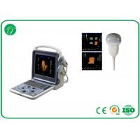 Wholesale Handheld 4D Color Doppler Ultrasound Scanner With ITouch 2 USB Ports from china suppliers