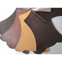 Wholesale Perforated Vinyl Upholstery Fabric , Polyurethane Faux Leather Fabric from china suppliers