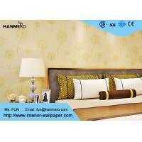 Wholesale Bedding Room Modern Removable Wallpaper Washable and Anti-cracking from china suppliers