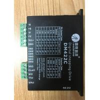 Wholesale DM422 Digital Low Voltage Stepper Motor Driver With Low Noise , Black Color from china suppliers