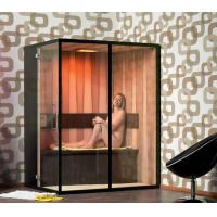 Wholesale 3 Person Ceramic Far Infrared Sauna Room For Weight Loss from china suppliers