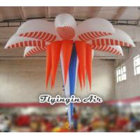 Wholesale 3m Hanging Inflatable Flower for Wedding and Exhibition Decoration from china suppliers