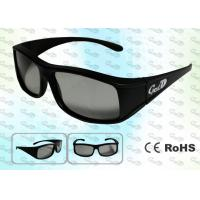 Wholesale 3D TV 3D CINEMA Multi-use Circular polarized 3D glasses CP720GTS11 from china suppliers