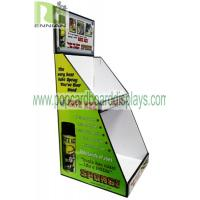 Light Duty Point Of Purchase Pos Countertop Cardboard Display Articles For Daily Use