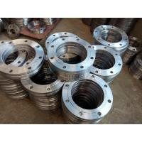 Wholesale ANSI DIN Stainless Steel Forged Casting Slip-on Pipe Flange from china suppliers