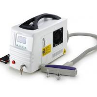 Wholesale Portable Q-Switched ND Yag Laser Beauty Machine for Body birth mark, bottle nose , tattoo from china suppliers