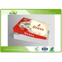 Wholesale Customized Rectangle Cardboard Packaging Boxes with Embossing Surface Finish ROSH from china suppliers