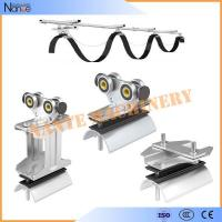 Wholesale Factory Self-made Ball Bearing Cable Trolley Wire Rope Roller For Festoon System from china suppliers