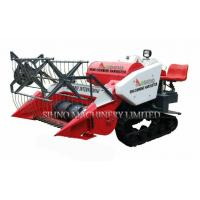 Quality Rice and Wheat Mini Combine Harvester with 1.2m Cutting Width for sale