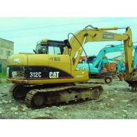 Wholesale Used Construction Machines Used Caterpillar 312C Excavator from china suppliers