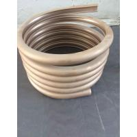 Wholesale 1inch 45 Degree Bend 6061 Aluminum Tubing with Best Price/Punching Aluminum Bend Tub from china suppliers