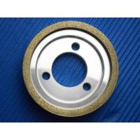 Wholesale Metal bond Bowl Shaped Diamond Grinding Wheel for Glass edge machine from china suppliers