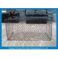 Wholesale Green Silver Welded Mesh Gabions Wire Cages For Rock Retaining Walls from china suppliers