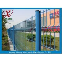 Wholesale High Anti Corrosion Wire Mesh Horse Fencing , Garden Wire Fencing Green Color from china suppliers