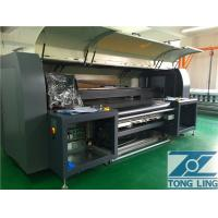Quality High Resolution Cotton Printing Machine With Belt 1440 dpi Roll To Roll Printing for sale