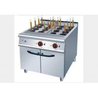 Wholesale Industrial Stainless Steel 12KW Induction Pasta Cooker For Fast Food / Snacks from china suppliers