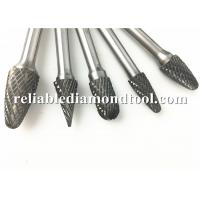 Wholesale A-N Type Tungsten Cylindrical Carbide Burr Conical Pointed Nose With End Cut from china suppliers