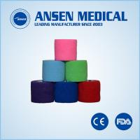 Wholesale Ansen Self Adhesive Tape Crepe Elastic Coesive Bandage Sports Tape from china suppliers