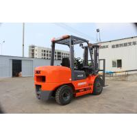 China Automatic Transmission Diesel Powered Forklift / Small Forklift Truck High Performance on sale