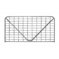 Wholesale Collared 'V' Stay Steel Farm Gates Zinc Based Coating Completely Covers Pipe Welds from china suppliers
