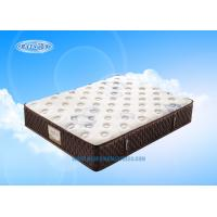 Wholesale Two Layers Spring Hotel Mattress Topper , Slat Bed Mattress For Bedroom from china suppliers