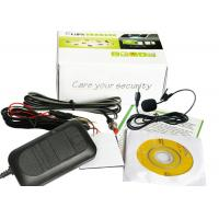 Wholesale Wireless Car Security System Gps Tracking , Smartphone Remote Start System With SOS Button from china suppliers