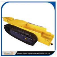 Steel crawler track undercarriage/CMS Series Drilling Rig Undercarriage/Special designed Undercarriage
