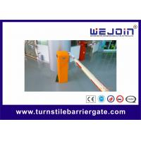 Wholesale 2 Fence Boom Car parking gate barrier for Hospital / Building / Government from china suppliers
