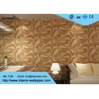 Wholesale European Style Wallpaper Non Woven Modern Removable Wallpaper For Living Room from china suppliers