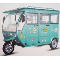 Quality Electric Passenger Tricycle Enclosed Electric Trike With 850W 1000W Brushless Motor for sale