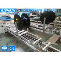 Wholesale Pipe Roll Rainspout Elbow Forming Machine from china suppliers